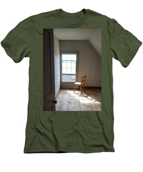 Olson House Chair And Window Men's T-Shirt (Athletic Fit)