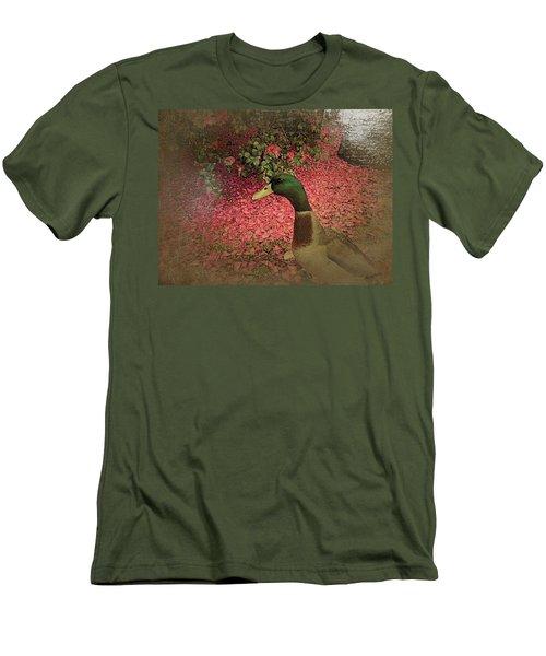 O'malley Men's T-Shirt (Slim Fit) by YoMamaBird Rhonda