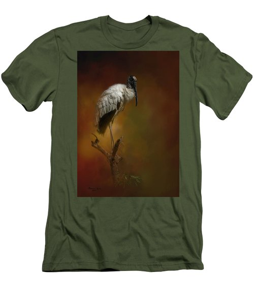 On The Fork Men's T-Shirt (Athletic Fit)