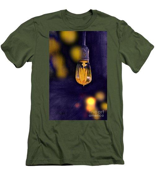 One Light Men's T-Shirt (Slim Fit)