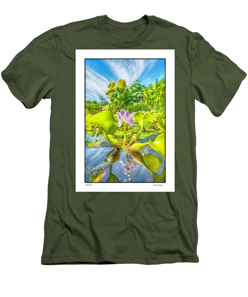 Open Arms Men's T-Shirt (Slim Fit) by R Thomas Berner
