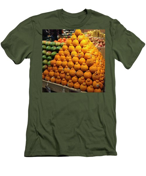 Orange You A Fan Of Terrible Puns? Men's T-Shirt (Slim Fit)