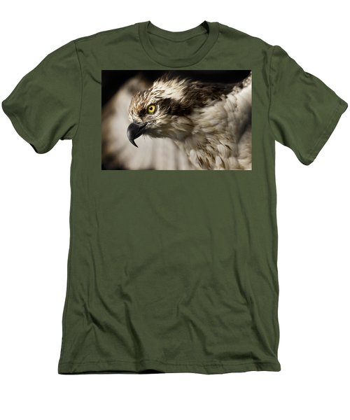 Osprey Men's T-Shirt (Slim Fit) by Adam Romanowicz