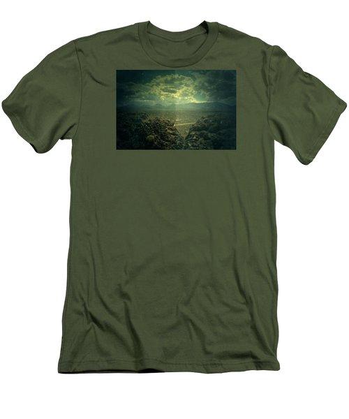 Otherside Men's T-Shirt (Slim Fit) by Mark Ross