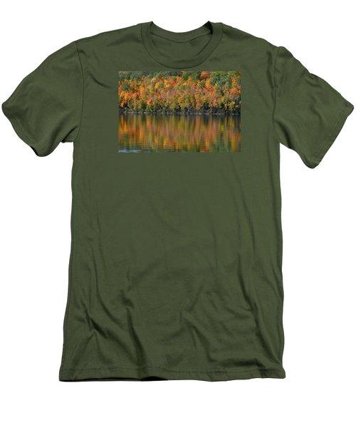 Ottawa National Forest Men's T-Shirt (Slim Fit) by Dan Hefle
