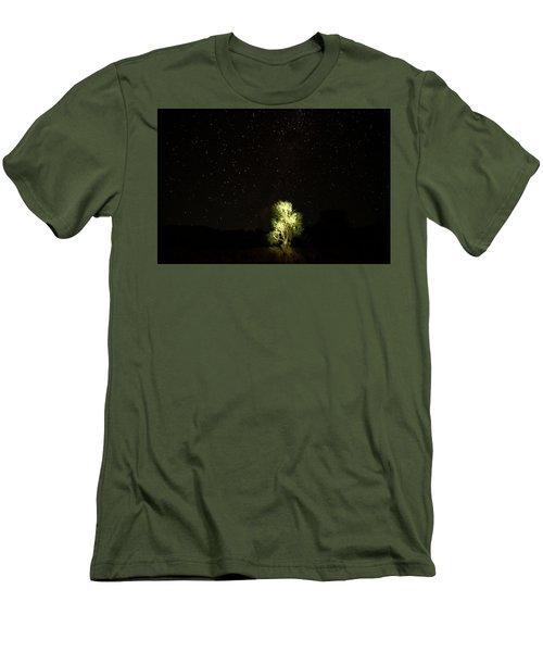 Outback Light Men's T-Shirt (Slim Fit) by Paul Svensen