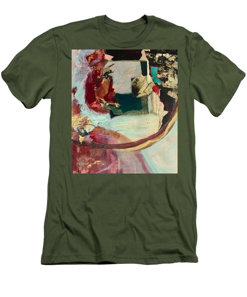 Outside The Realm Men's T-Shirt (Athletic Fit)
