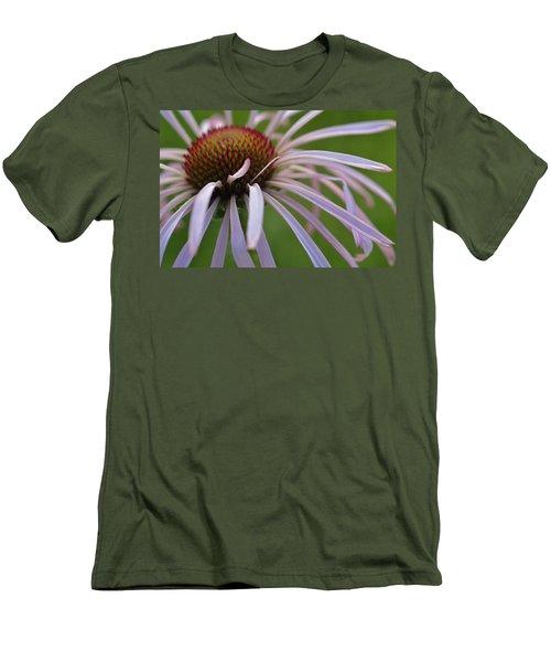 Pale Petals Men's T-Shirt (Athletic Fit)