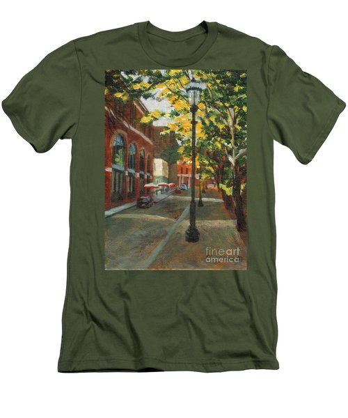 Palmer Street Men's T-Shirt (Athletic Fit)