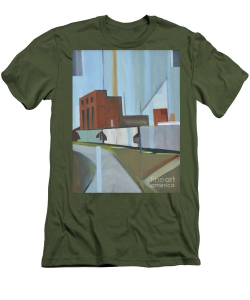 Paperboard Factory Bogota Nj Men's T-Shirt (Athletic Fit)