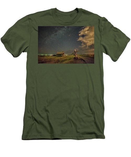 Pareidolia  Men's T-Shirt (Athletic Fit)