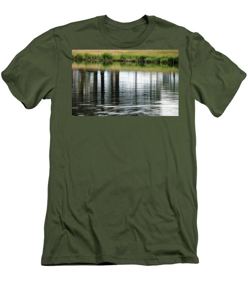 Park Reflections Men's T-Shirt (Athletic Fit)