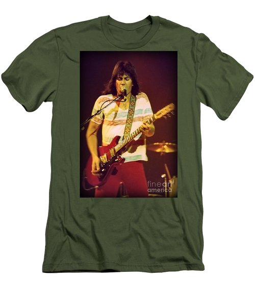 Pat Travers 1 Men's T-Shirt (Athletic Fit)
