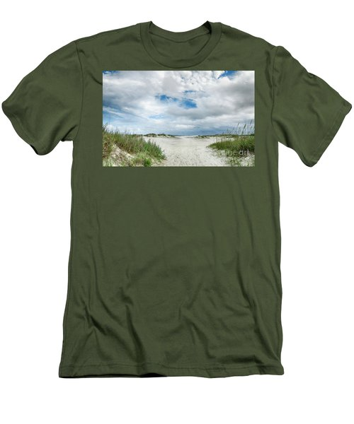 Pawleys Island  Men's T-Shirt (Athletic Fit)