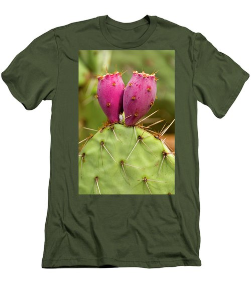Men's T-Shirt (Athletic Fit) featuring the photograph Pear O Fruit V07 by Mark Myhaver