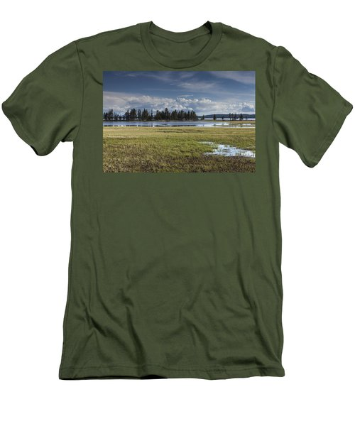 Pelican Creek Men's T-Shirt (Athletic Fit)