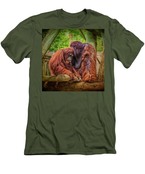 People Of The Forest Men's T-Shirt (Athletic Fit)