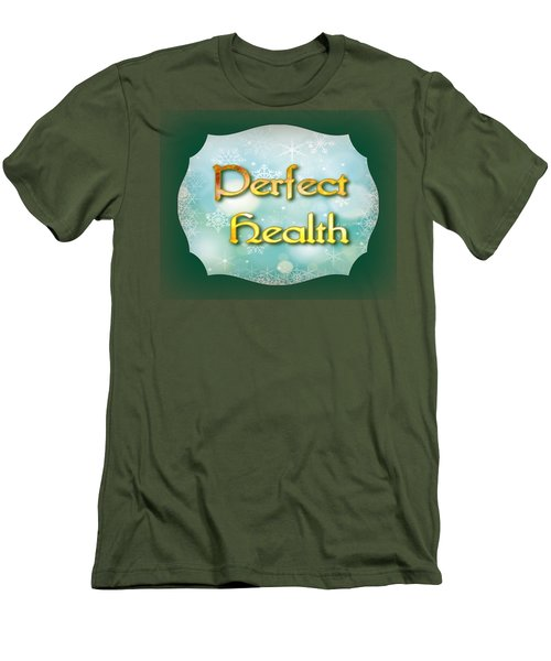 Perfect  Health Men's T-Shirt (Athletic Fit)