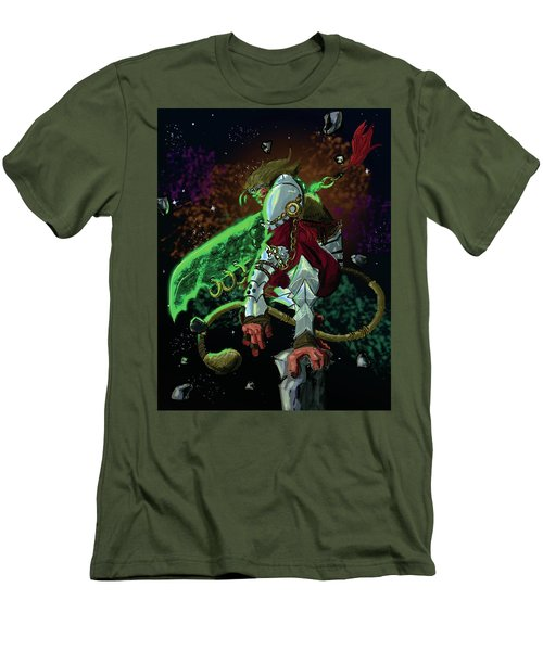 Perses God Of Destruction Men's T-Shirt (Athletic Fit)