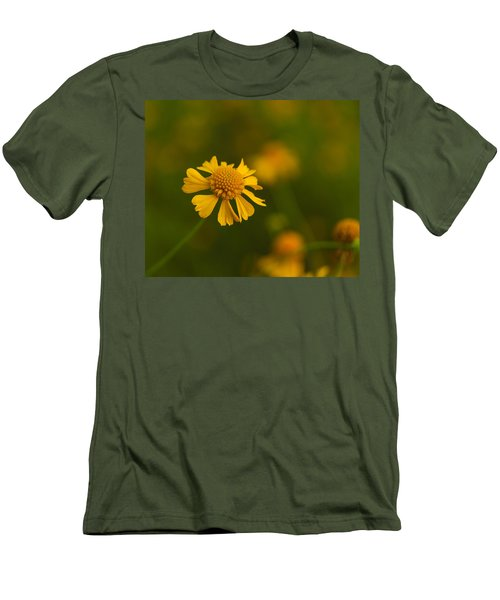 Petals Of Nature Men's T-Shirt (Athletic Fit)