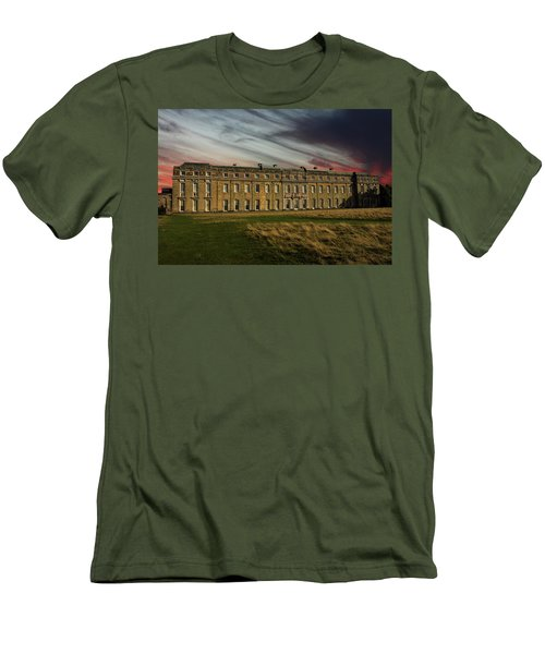 Petworth House Men's T-Shirt (Slim Fit) by Martin Newman