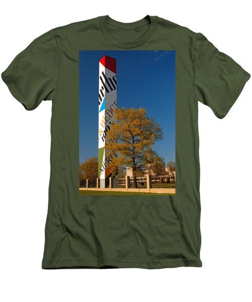 Phillip Morris Men's T-Shirt (Athletic Fit)