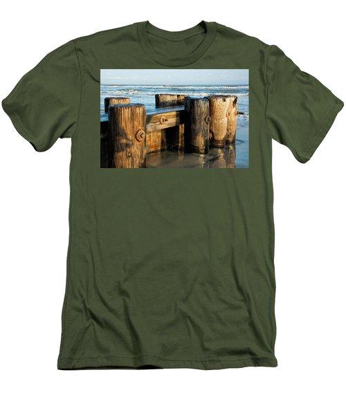Pier Perspective Men's T-Shirt (Athletic Fit)