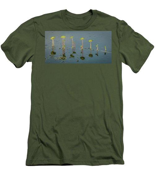 Pillars Of Life Men's T-Shirt (Athletic Fit)