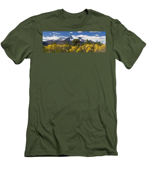 Pilot And Index Men's T-Shirt (Athletic Fit)