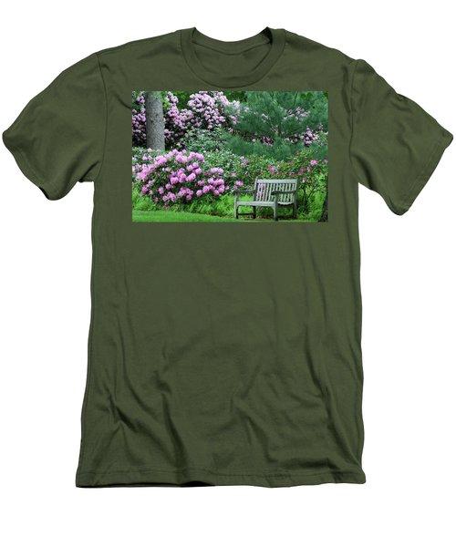 Place To Rest Men's T-Shirt (Athletic Fit)