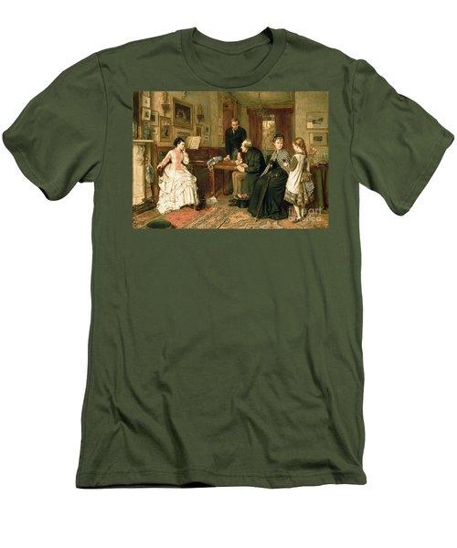 Poor Relations Men's T-Shirt (Athletic Fit)