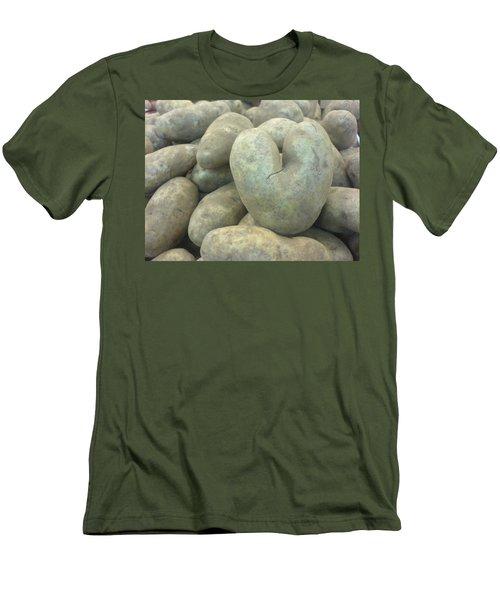 Potato Men's T-Shirt (Athletic Fit)