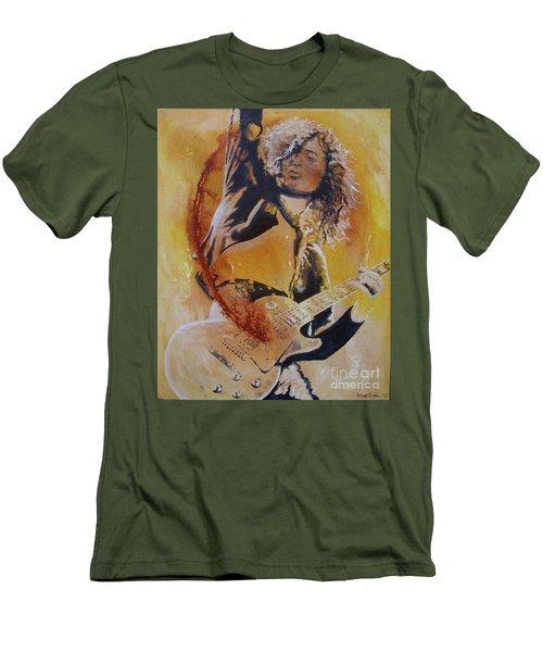 Power Chord Men's T-Shirt (Athletic Fit)