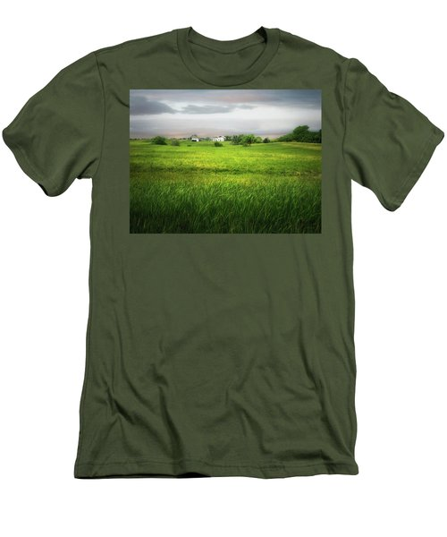 Prairie Farm Men's T-Shirt (Athletic Fit)