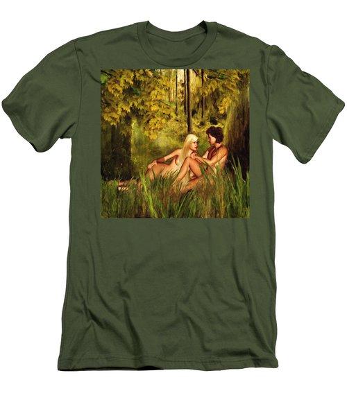 Pre-consciousness Men's T-Shirt (Athletic Fit)