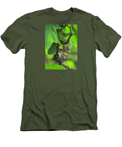 Precious Nature Men's T-Shirt (Slim Fit) by I'ina Van Lawick
