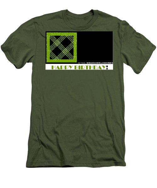 Precision Men's T-Shirt (Athletic Fit)