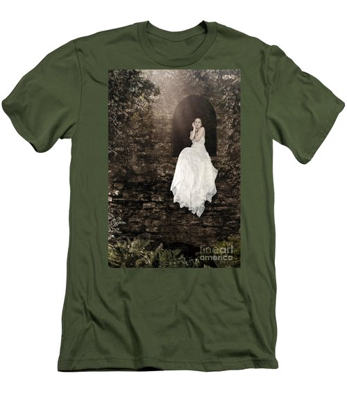 Princess In The Tower Men's T-Shirt (Athletic Fit)