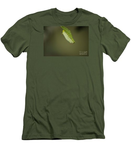 Men's T-Shirt (Slim Fit) featuring the photograph Promethea by Randy Bodkins