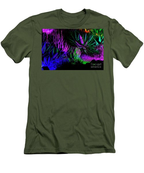 Psychedelia Men's T-Shirt (Athletic Fit)