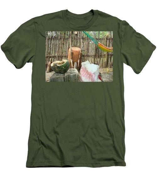 Pumkin 1 Men's T-Shirt (Athletic Fit)