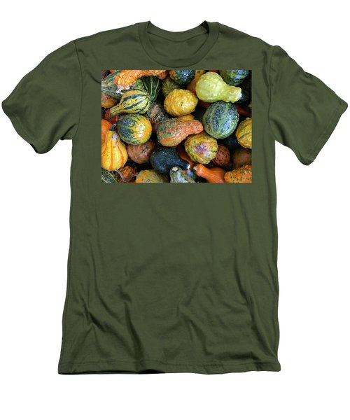 Pumpinnkins Men's T-Shirt (Athletic Fit)