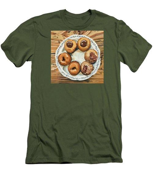 Pure Heaven Men's T-Shirt (Slim Fit) by Nathan Rhoads
