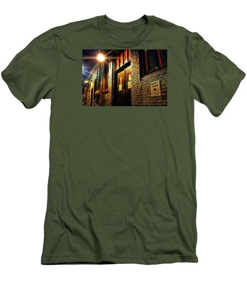 Quiet Zone Men's T-Shirt (Athletic Fit)