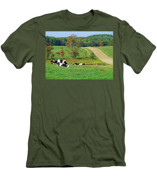 R N R Men's T-Shirt (Athletic Fit)