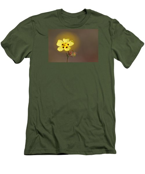Men's T-Shirt (Slim Fit) featuring the photograph Radiate by Richard Patmore