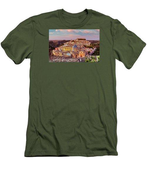 Ragusa Ilba Men's T-Shirt (Slim Fit) by Robert Charity