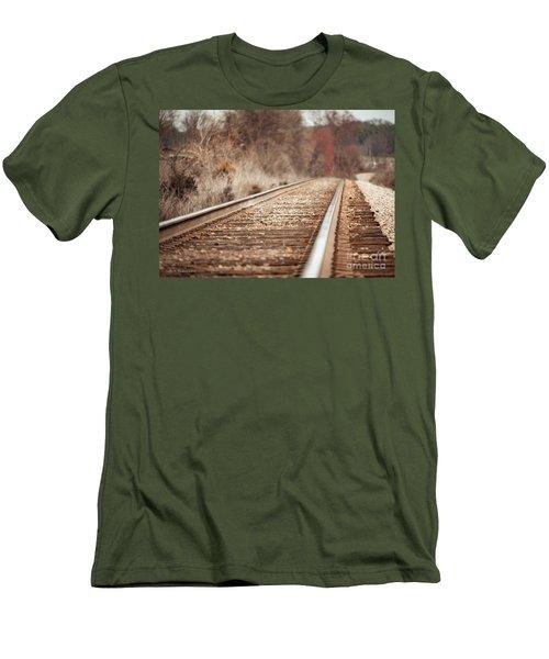 Rails Men's T-Shirt (Athletic Fit)