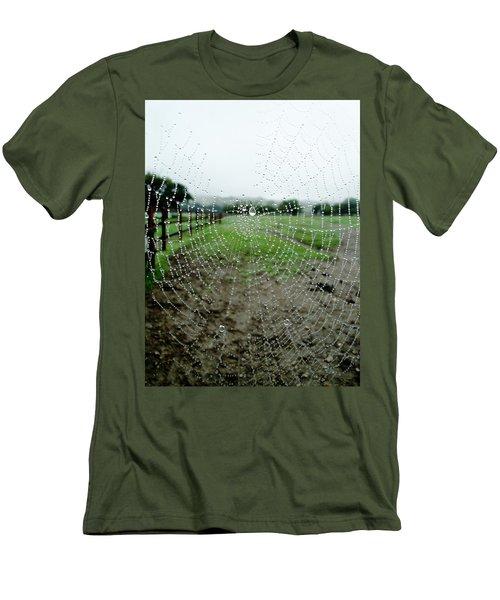 Raincatcher Web Men's T-Shirt (Athletic Fit)