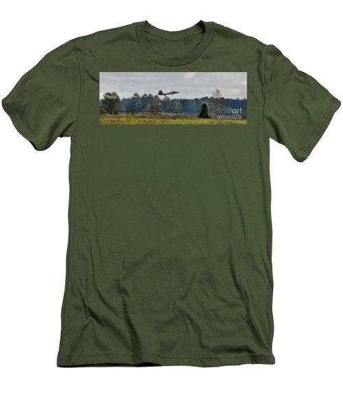 Raptor Approach Men's T-Shirt (Athletic Fit)